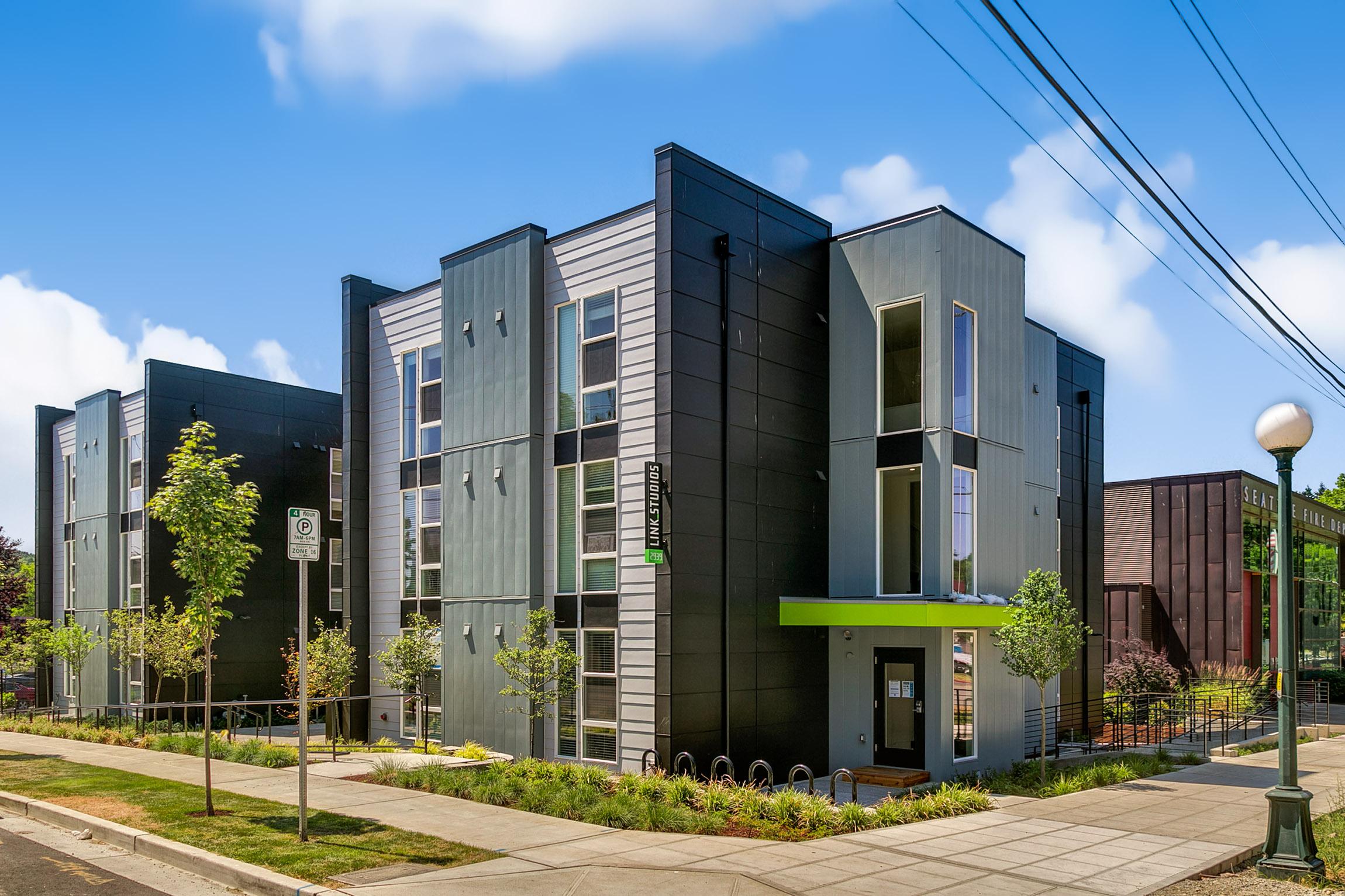 Mt  Baker Housing Acquires Link Studios